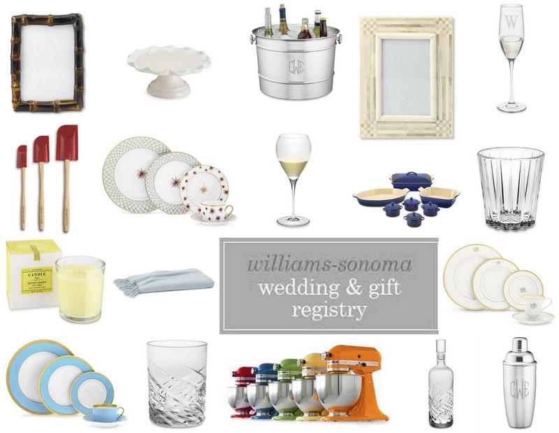 William Sonoma Wedding Gifts: Daria Culver Creates Tablescapes For Williams-Sonoma